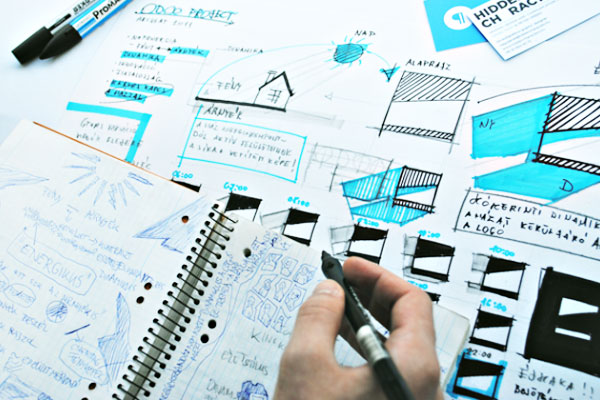 дизайн процесс