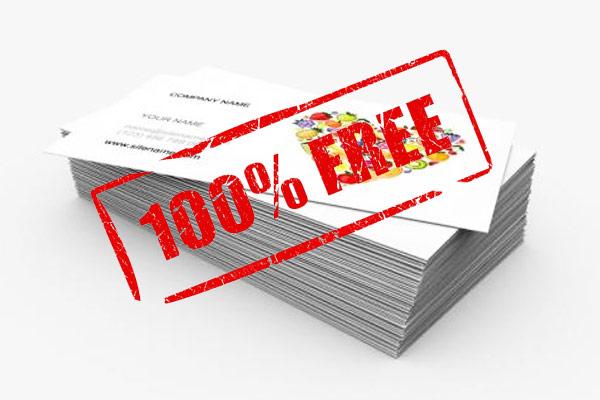 визитки бесплатно