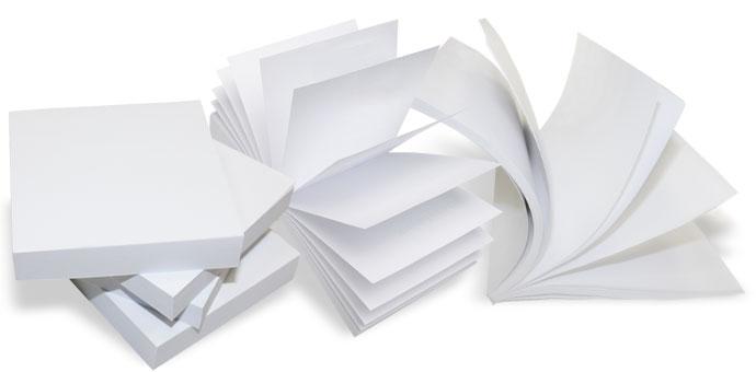 Печатные бумаги: особенности структуры и основные свойства