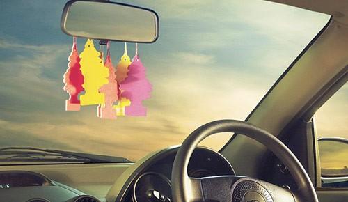 Ароматизаторы воздуха в автомобиль