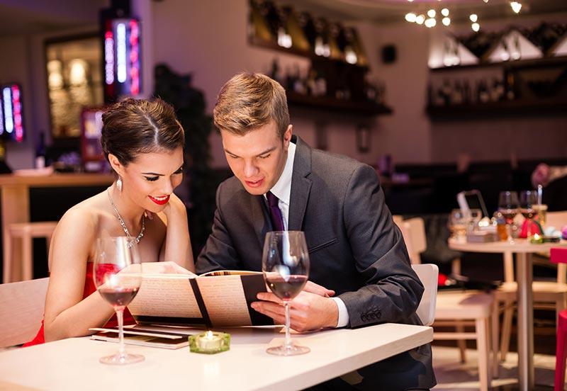 Полиграфия для баров, ресторанов и кафе